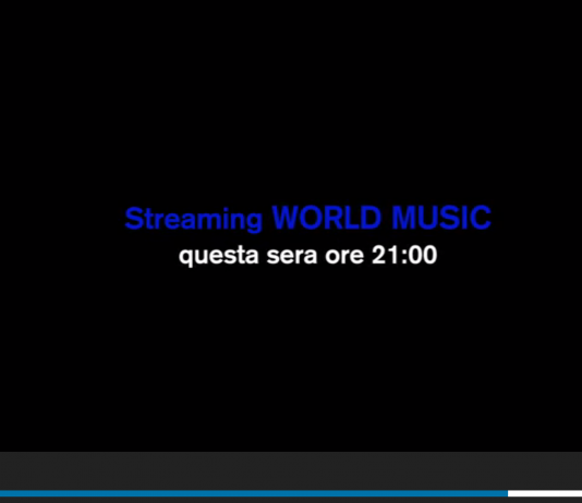 Streaming World Tv - Music - Live - Streaming World Music