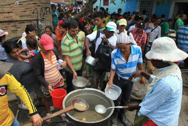 """ve - Venezuela, Bignotti: """"Vogliamo mettere in cantiere iniziative per sostenere le popolazioni stremate"""" - ve"""